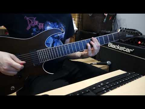Fear Factory - Pisschrist Guitar Cover