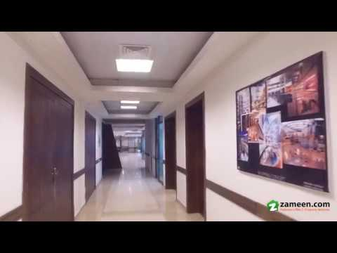 1 MARLA OFFICE FOR RENT IN GADDAFI STADIUM GULBERG LAHORE