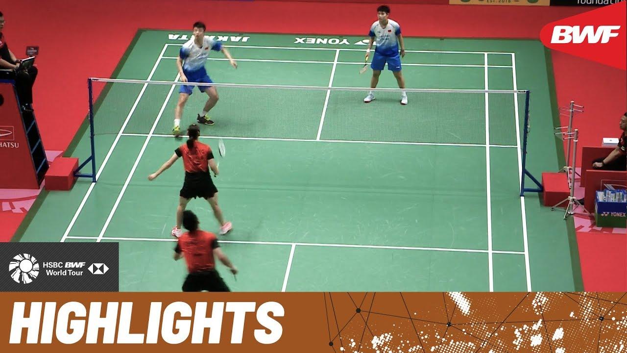Daihatsu Indonesia Masters 2020 Finals Xd Highlights