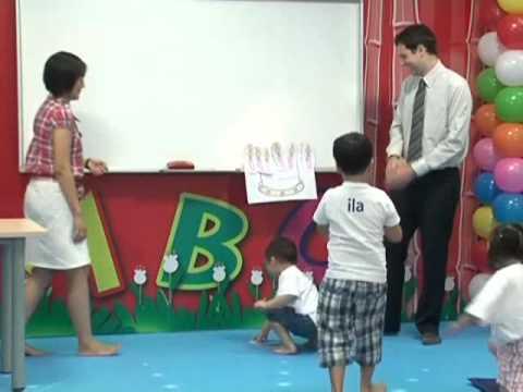 ILA - Vui Hoc Tieng Anh - Lesson: Alphabet, Happy Birthday