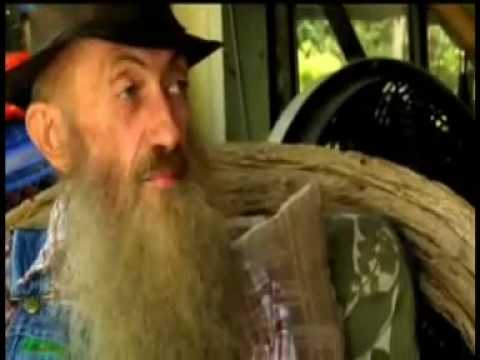 Popcorn Sutton Interview with actor Johnny Knoxville (Graphic)