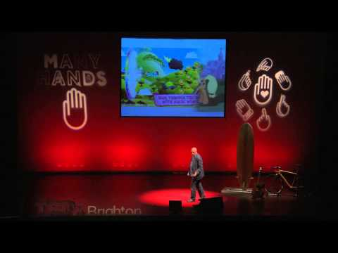 The dark web | Alan Pearce | TEDxBrighton