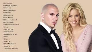 Pitbull,Shakira Greatest Hits   Best Song Of Pitbull,Shakira 2018