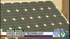 Green Energy Initiatives Media Event - as recorded by WTOV9