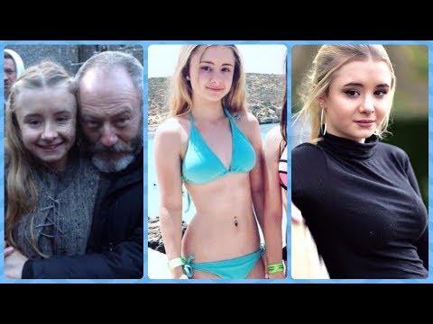 Kerry Ingram Shireen Baratheon in Game of Thrones Rare Photos  Lifestyle  Family  Friends