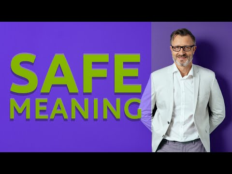 safe-|-meaning-of-safe