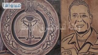 بالفيديو. فنان الشارع فان خوخ في وسط القاهرة