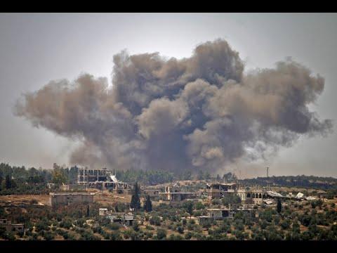 التحالف يدمر مسجدا في سوريا استخدمه داعش مركزا للقيادة  - نشر قبل 30 دقيقة