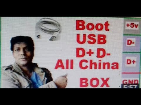 All china mobile/with Modified Cable in /miracle box/How to find /DM DP in all china mobile