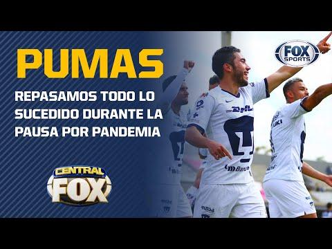 Todo lo que ha sucedido con Pumas en esta pausa obligada en la Liga MX