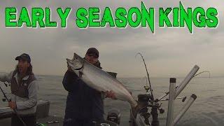 Early Season Lake O Salmon