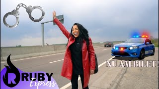 M-A OPRIT POLITIA IN TREN | Ruby Express #2