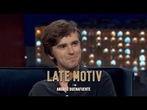 "LATE MOTIV - Freddie Highmore. ""The Good Doctor Es Gallego"" | #LateMotiv526"