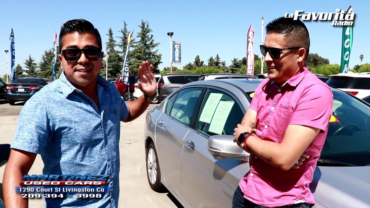 Martinez Used Cars >> Martinez Used Cars Septiembre 1