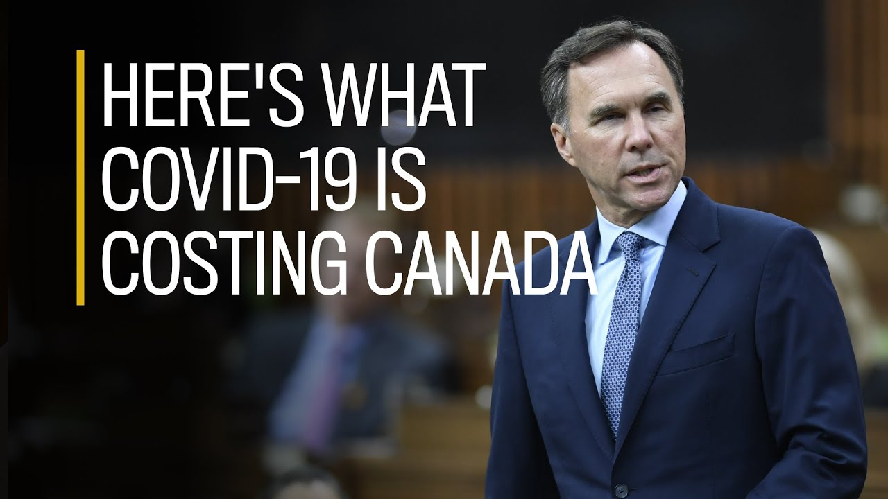 Here's what COVID-19 is costing Canada