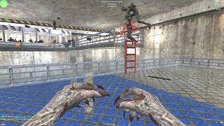 Counter-Strike: Zombie Escape Mod - ze_Area51_b3 on ProGaming (4K UHD)