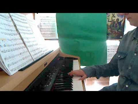 A Bird Without Wings Celtic Thunder piano solo
