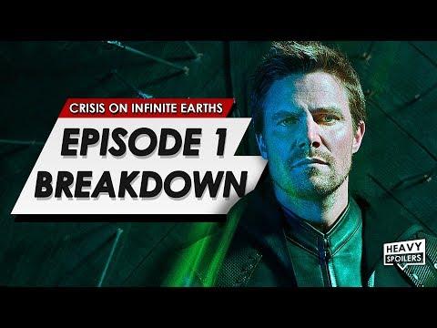 Crisis On Infinite Earths: Episode 1 Breakdown & Ending Explained | Supergirl Season 5 Episode 9