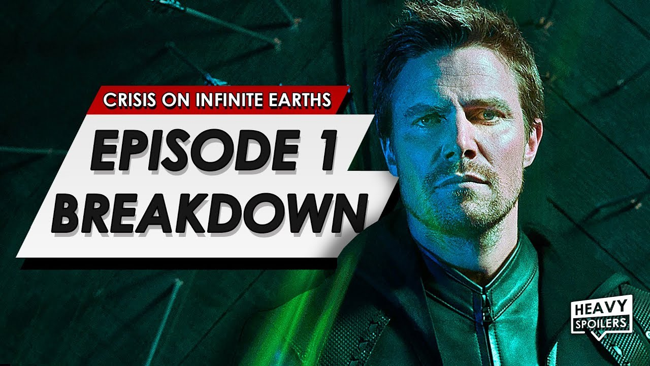 Download Crisis On Infinite Earths: Episode 1 Breakdown & Ending Explained | Supergirl Season 5 Episode 9