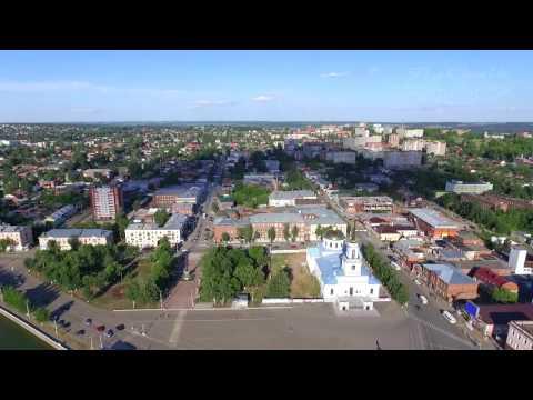 знакомство города воткинск