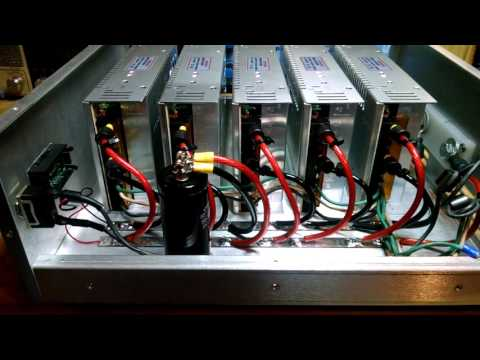 150 amp switching power supply part 2