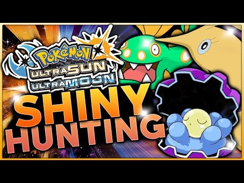 LIVE SOS SHINY CLAMPERL, GOREBYSS & HUNTAIL HUNTING! Pokemon Ultra Sun And Ultra Moon Shiny Hunting