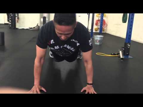 22 push up challenge for the veterans
