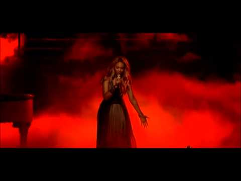 BEYONCE - 1+1 (1 PLUS 1) OFFICIAL VIDEO (American Idol) HD