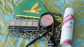 First Impressions: June IPSY Bag Thumbnail