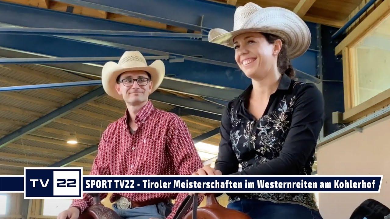 MOTOR TV22: Alle Interviews von Jung bis Alt von den Tiroler Meisterschaften Westernreiten Kohlerhof