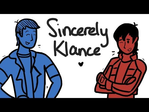Sincerely, Klance - A Dear Evan Hansen Parody and Voltron Animatic | Fan Song and Lyric Video