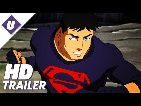 Young Justice: Outsiders - Official Comic-Con Trailer | SDCC 2018