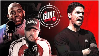 Arteta's Has No Gunz Blazing & Ek IN!!! | All Gunz Blazing Podcast Ft DT