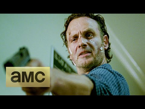 Comic Con Trailer: The Walking Dead: Season 6