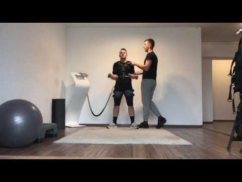 Allenamento EMS Training Spot nello studio BB Fit a Coneglianoиз YouTube · Длительность: 2 мин4 с