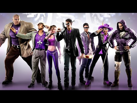 Evolution of Saints Row Games 60 fps (2006-2017) |