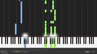 How to Play Storm by Lifehouse on Piano