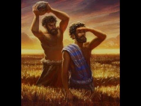 Scripture Thursday| Genesis 4| Cain & Abel