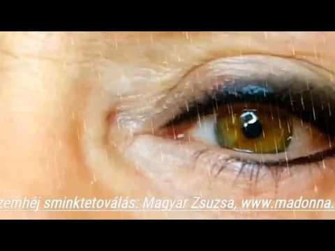Eye pmu by Magyar Zsuzsa