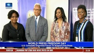 U.S. consulate Organises Forum To Support Free Press