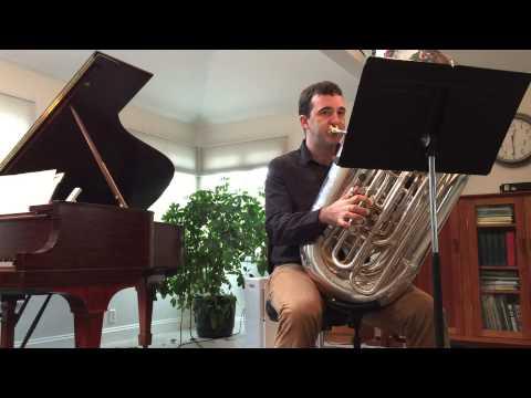 Soloetyde Med Klaver(C- Al Bb- Tuba)
