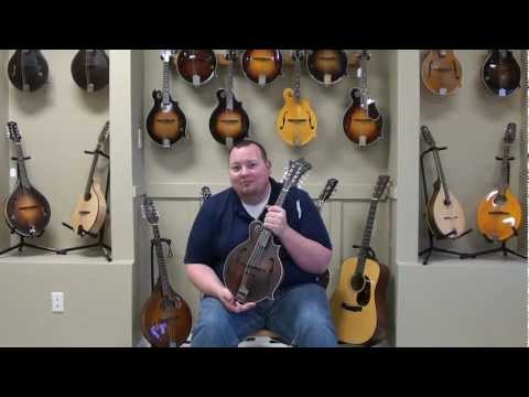 Eastman MD315 Mandolin Featured Instrument of The Week 4