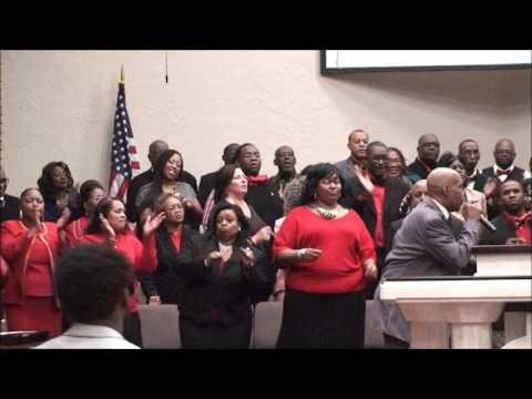 Houston Mass Choir   Call Him Up -  with Keith Pringle