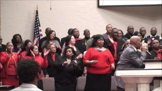 Houston Mass Choir Call Him Up With Keith Pringle