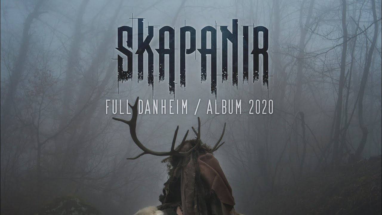 Danheim - Skapanir (Full album 2020) Nordic Folk & Dark Viking Music