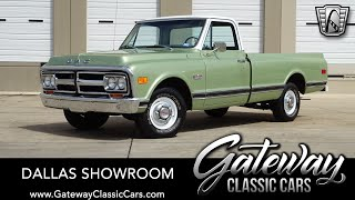 1969 GMC C1500 For Sale at Gat…