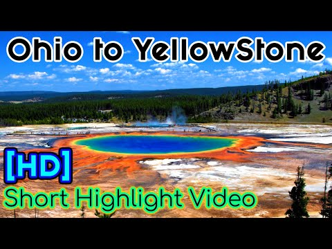 [HD] - Ohio to Yellowstone An Awesome Road Trip Visuals - Fenix Creative Studios