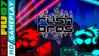 Rush Bros. Gameplay (PC HD)