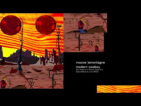 Surrealist Animation - Modern Cowboy
