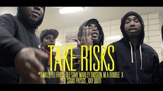 """""""Take Risks"""" - Milly x Eli Fross x Dee Savv x Marley Thosion x M.A Double X (Official Music Video)"""